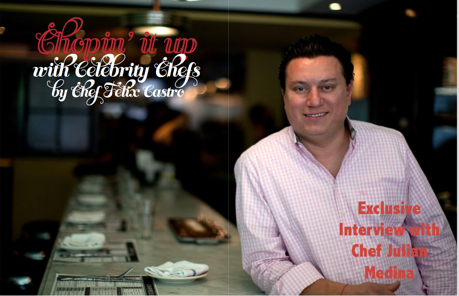 Cover Story Chef Julian Medina